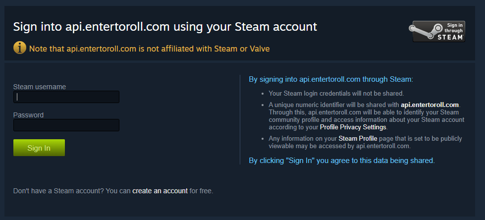 csgoroll steam