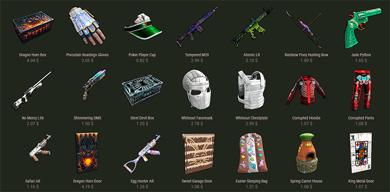 How To Get Free Rust Skins In 2021 Step By Step Guide